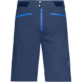 Norrøna Fjørå Flex1 Lightweight Short Homme, indigo night